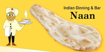 Indian Dinning&Bar Naan
